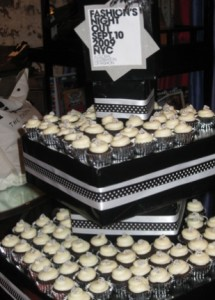 Fashion Night Out Cupcakes