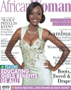 Photo Credit:African Woman Magazine