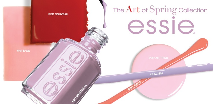 Essie S2010 Collection #2