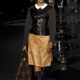 Naomi Campbell For Louis Vuitton Paris FW