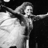 Diana Ross, Central Park, NYC '83