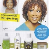 Ebony Mag Natural Hair Makeover