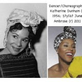 Turban Chic: Katherine Dunham, June Ambrose