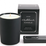 Mine Design Chalkboard Candle (also in Green)