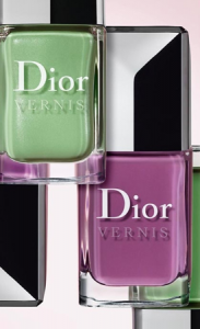 Dior Nail Vernis, Water Lily and Forget Me Not