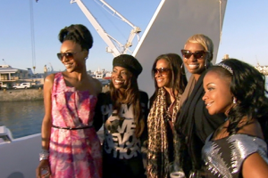 The Real Housewives of Atlanta Arrive in South Africa
