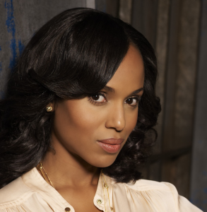 Kerry Washington as Olivia Pope in ABC's Scandal