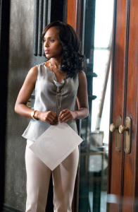 Power Pieces Create A Together Look! Kerry Washington As Olivia Pope