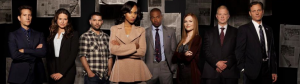 Scandal, Thursdays on ABC