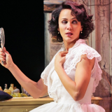 Nicole Ari Parker as Blanche DuBois in A Streetcar Named Desire