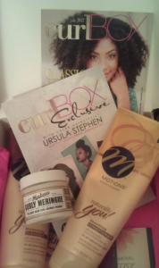 July Curl Box