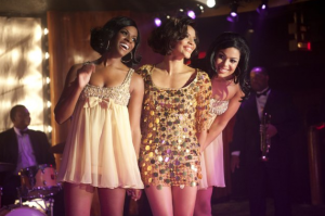 Sparkle 2012 (l to r) Tika Sumpter, Carmen Ejogo, Jordin Sparks
