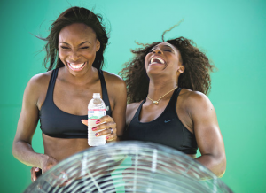 Venus and Serena for NYT