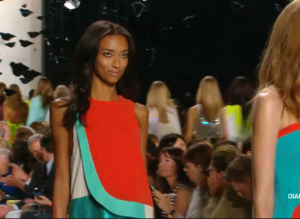 DVF NYFWS13 #3