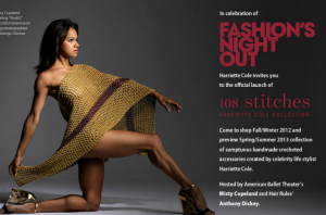 Misty Copeland for 108 Stitches
