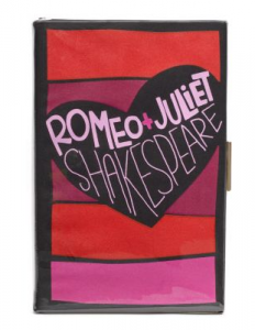 Romeo & Juliet Clutch by Kate Spade (front)
