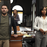Birth Of A Scandal, Huck & Olivia Pope; ABC.com