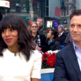 Kerry Washington and Tony Goldwyn Talk Scandal on GMA