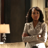 Olivia Pope in Escada; Scandal