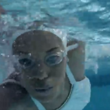 Olivia Pope Swims, Scandal episode &quot;Whiskey, Tango, Foxtrot&quot;