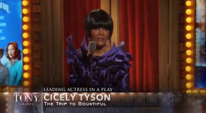 Cicely Tyson Acceptance Speech