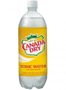 Tonic Water with Quinine