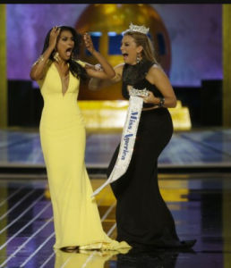 Miss America In Yellow